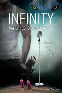 Infinity++Sedona_Venez++Book_Cover
