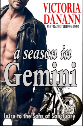 Season In Gemini Cover fRAMED